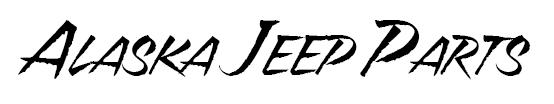 Alaska Jeep Parts